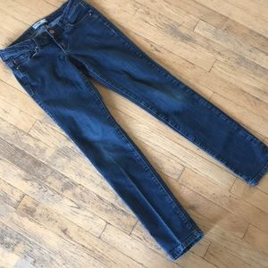 Size 5 low rise jeans